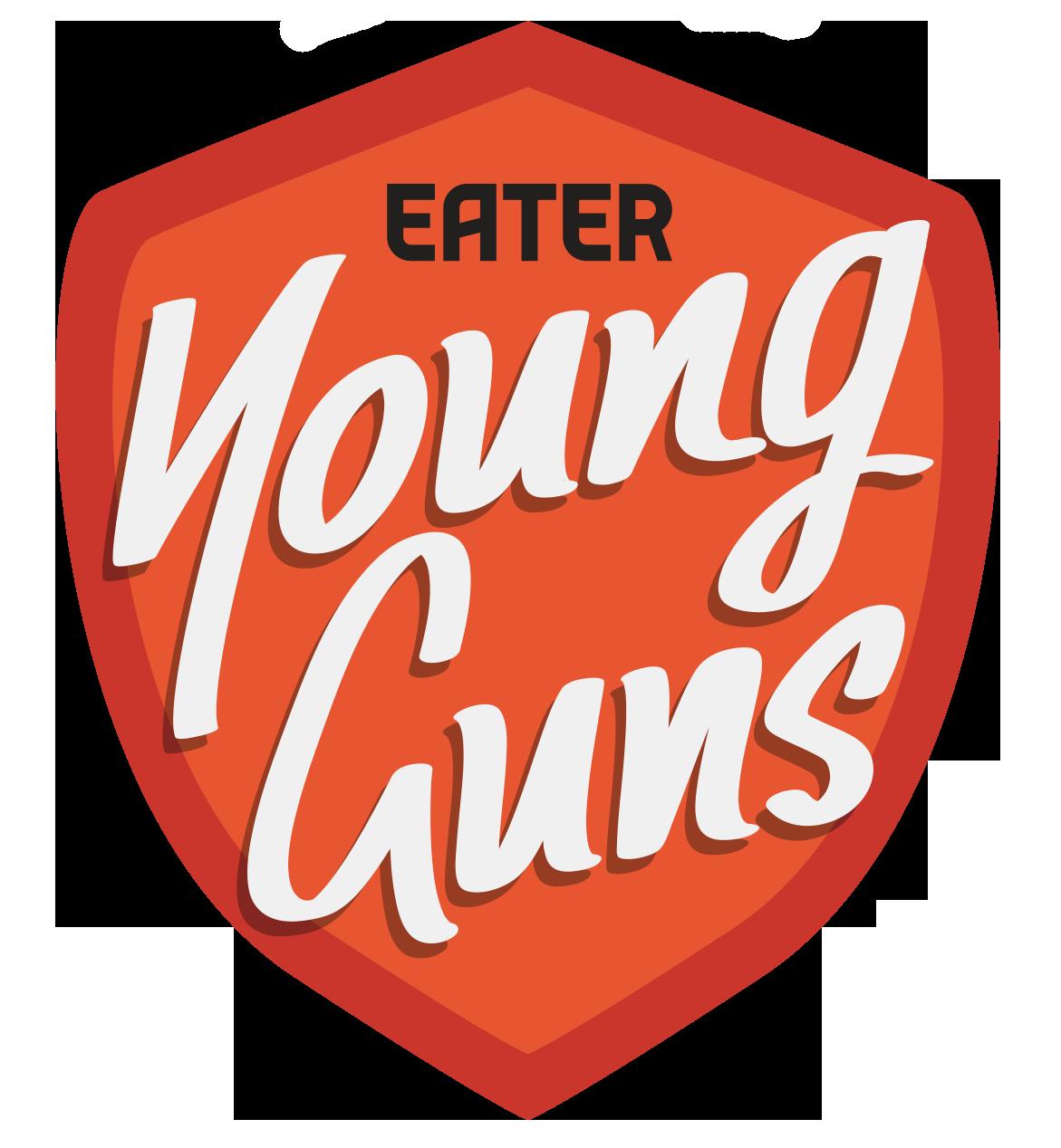 eater young guns logo