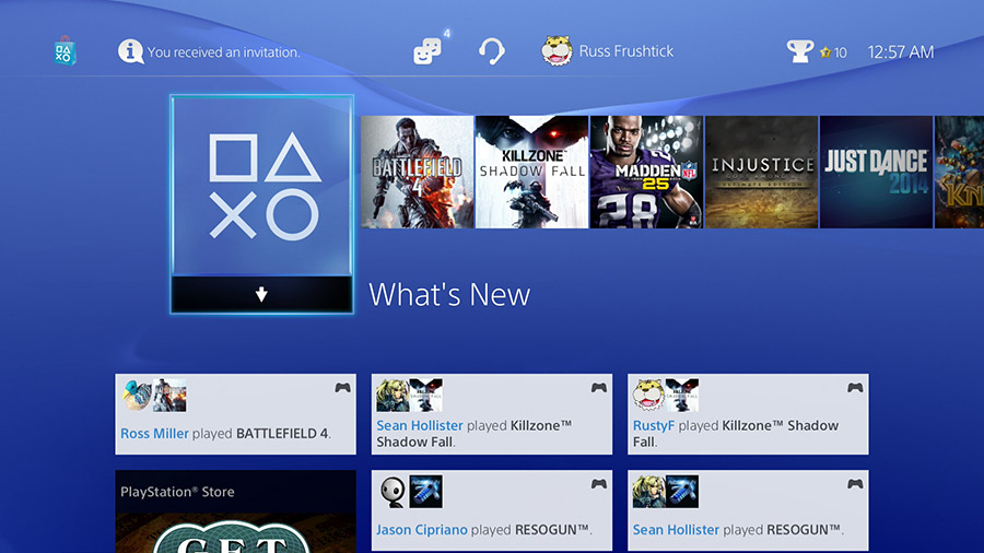 Playstation Network Playstation 4 Review Polygon