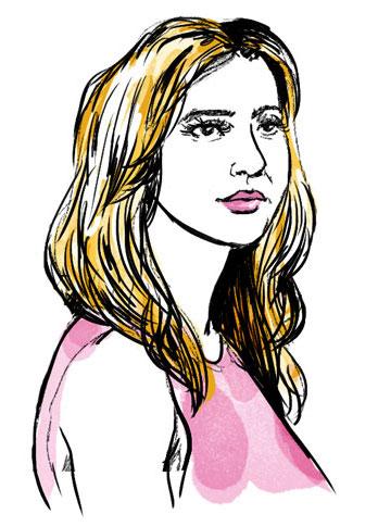 Ivanka illustration