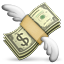 money_with_wings